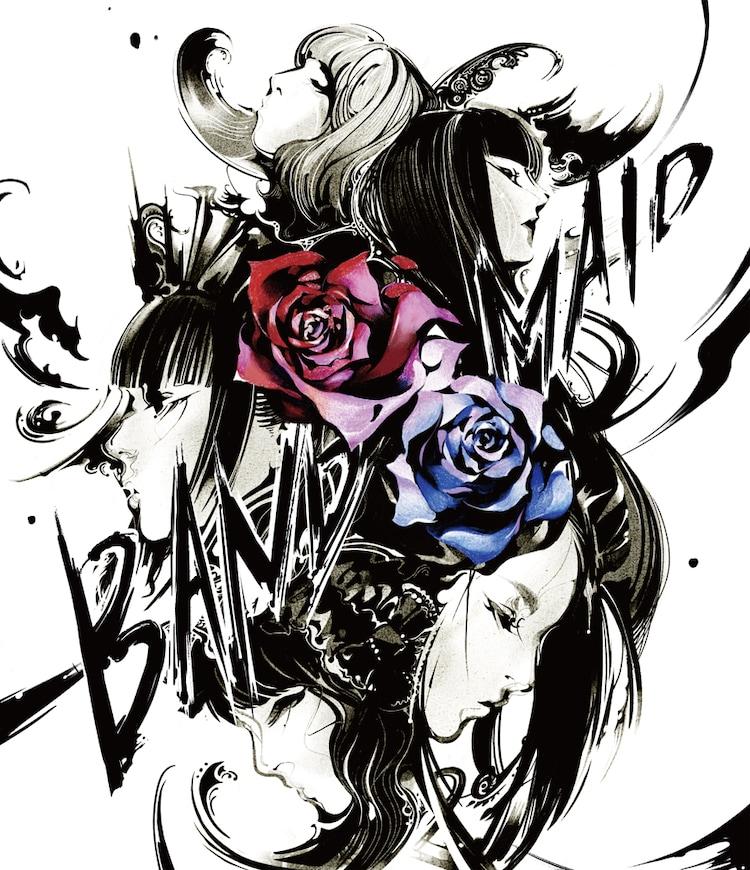 BAND-MAID「WORLD DOMINATION TOUR 【進化】at LINE CUBE SHIBUYA(渋谷公会堂)」ジャケット