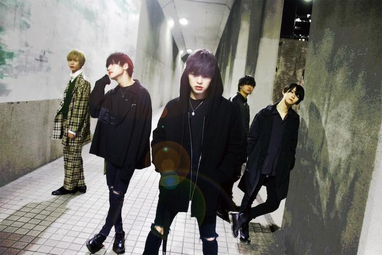 5人組男性アイドルMagic//numbeR、1stシングル「Twilight」を本日先行 ...