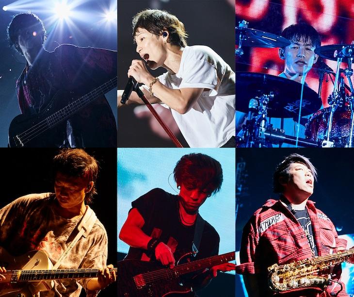 「UVERworld UNSER TOUR at TOKYO DOME」ダイジェストビジュアル