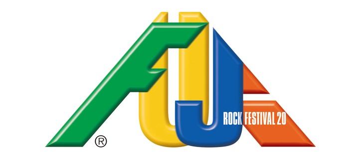 「FUJI ROCK FESTIVAL '20」ロゴ