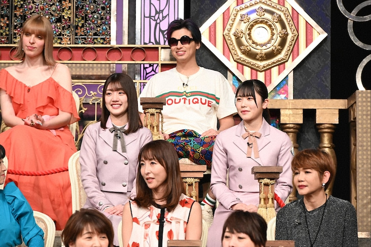 日本テレビ系「有吉大反省会」より。(c)日本テレビ