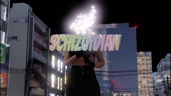 Dos Monos「スキゾインディアン」ミュージックビデオより。