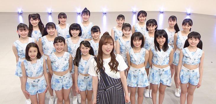 テレビ東京、BSテレ東「ハロドリ。」ビジュアル