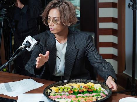 川上洋平(写真提供:TOKYO FM)