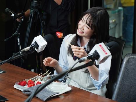 高橋ひかる(写真提供:TOKYO FM)