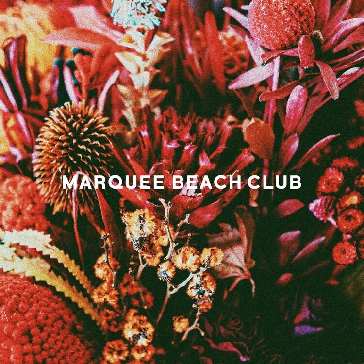 MARQUEE BEACH CLUB「follow」配信ジャケット