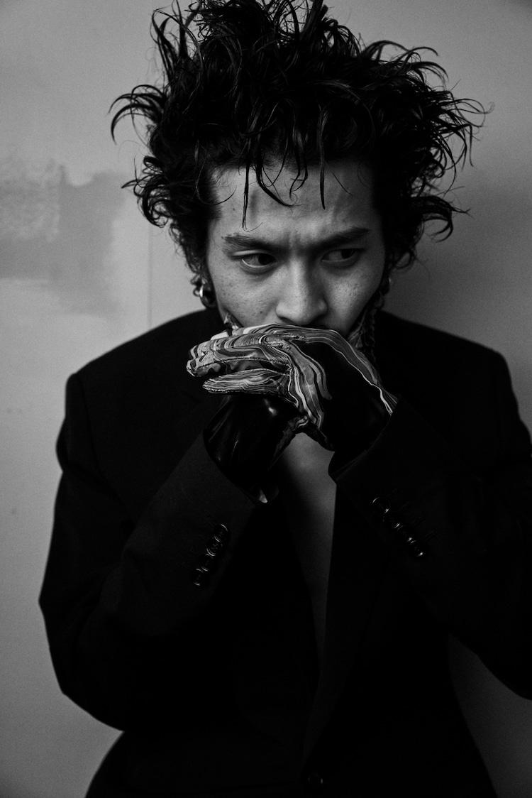 常田大希(Photo by Tomoyuki Kawakami)