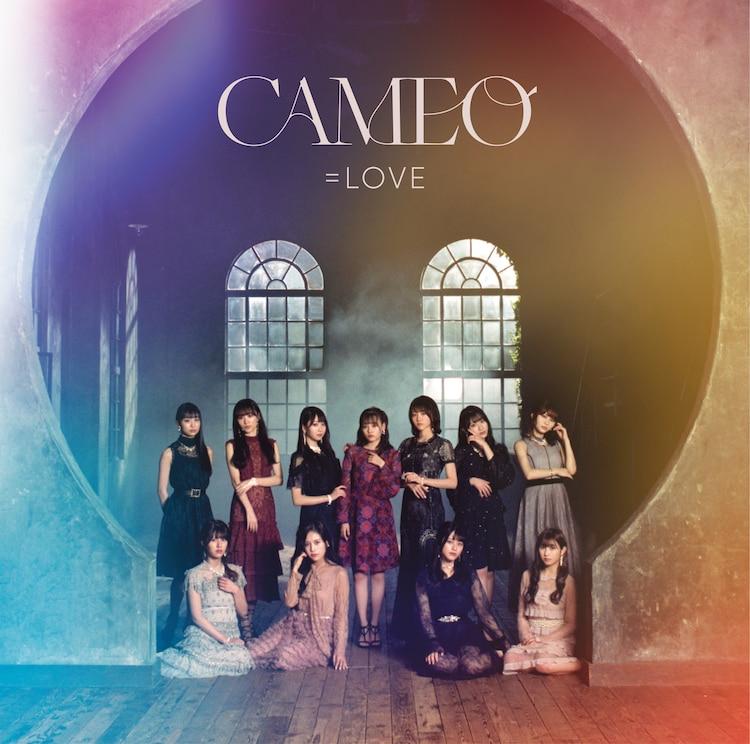 =LOVE「CAMEO」Type-Aジャケット