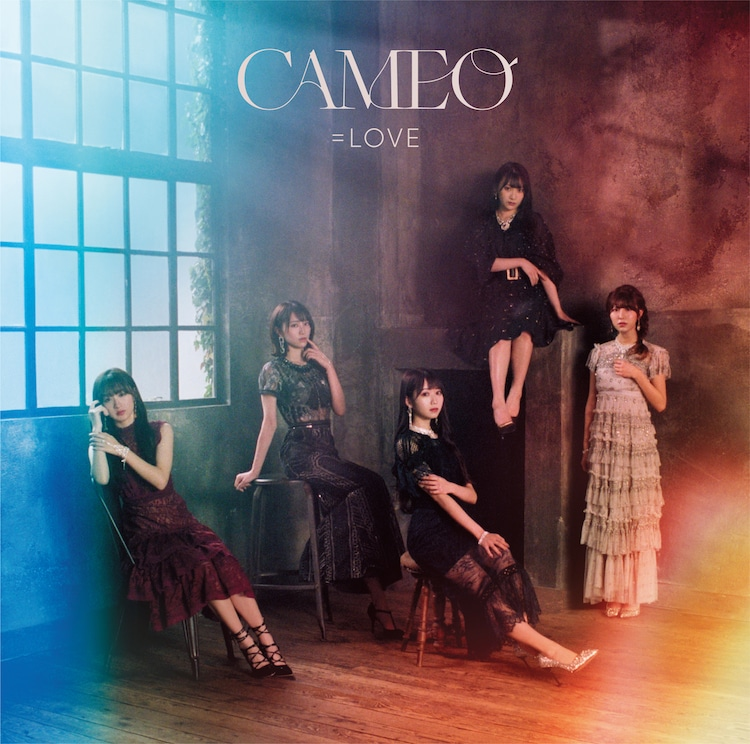 =LOVE「CAMEO」Type-Cジャケット