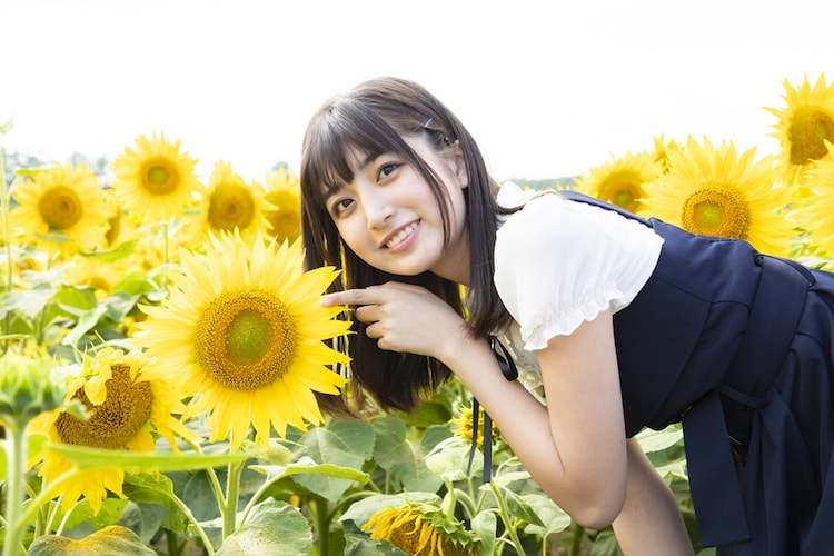 「別冊SPA! 旬撮GIRL Vol.5マジカル・パンチライン」より。