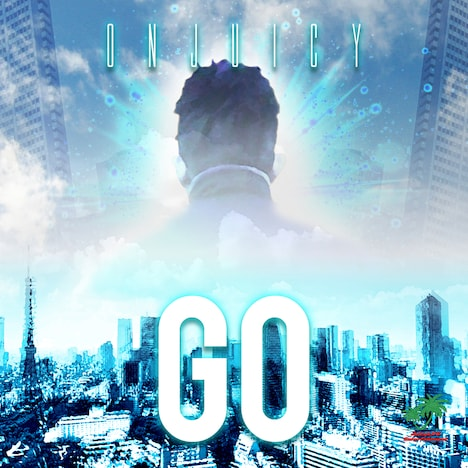 ONJUICY「Go(Prod.by SAINT)」配信ジャケット