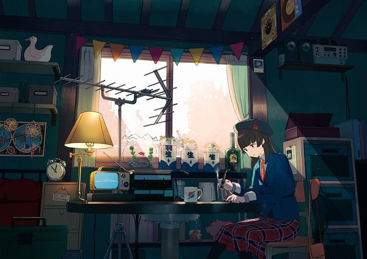 「Tokyo LosT Tracks -サクラチル-」ビジュアル