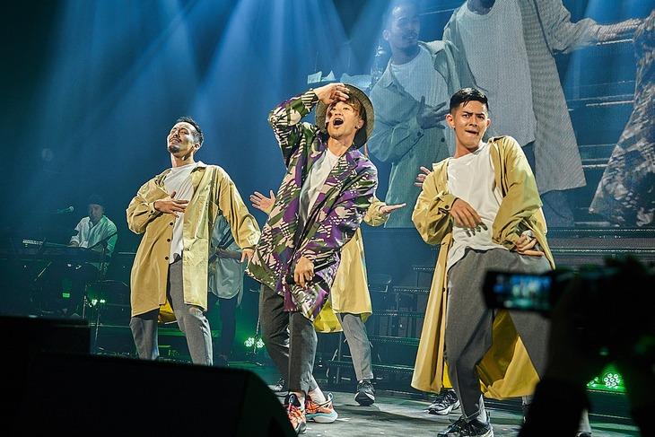 ナオト・インティライミ「ナオト・インティライミ TOUR 2019 ~新しい時代の幕開けだ!バンダ、ダンサー、全部入り!欲しかったんでしょ?この感じ!~」より。