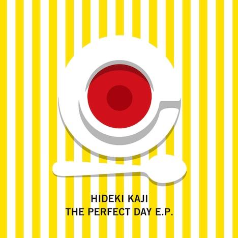 カジヒデキ「THE PERFECT DAY E.P.」ジャケット