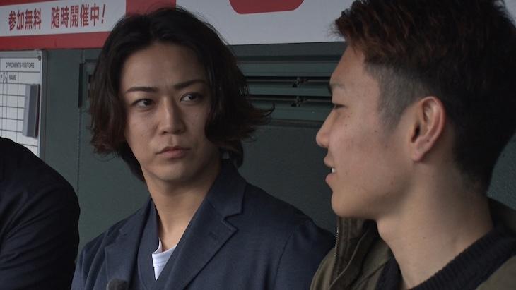日本テレビ系「亀梨和也のヒーローになった日」より。(c)日本テレビ