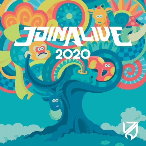 「JOIN ALIVE 2020」メインビジュアル