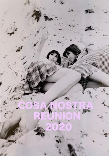 「COSA NOSTRA REUNION ~Sunshine Moonlight~」ビジュアル