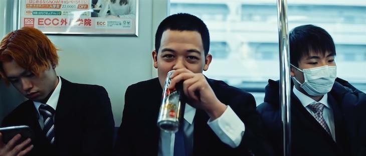 MIYACHI「MAINICHI」ミュージックビデオより。