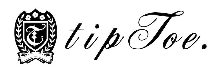 tipToe.ロゴ