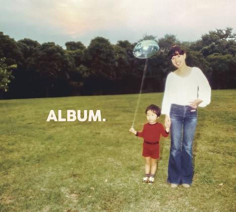 和田唱「ALBUM.」ジャケット