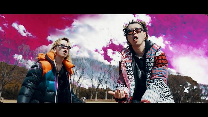 GOBLIN LAND「KANSAI STAR」ミュージックビデオより。