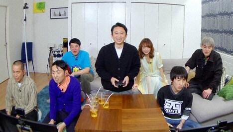 テレビ東京系「有吉ぃぃeeeee!そうだ!今からお前んチでゲームしない?」のワンシーン。(c)テレビ東京