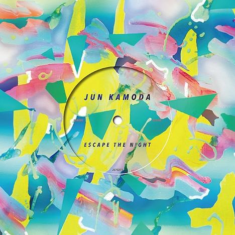 Jun Kamoda「Escape The Night / Funky Protection」ジャケット