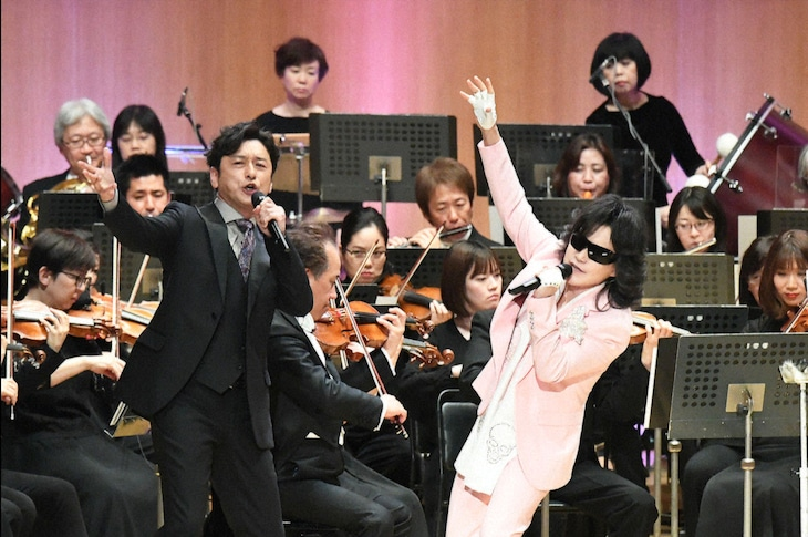テレビ朝日系「題名のない音楽会」より。(c)テレビ朝日