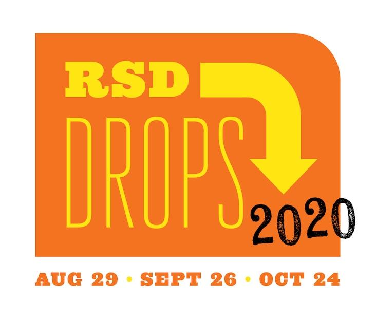 「RSD Drops」ロゴ