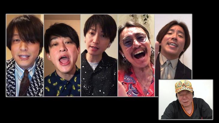 「関ジャム 完全燃SHOW」より。(画像提供:テレビ朝日)