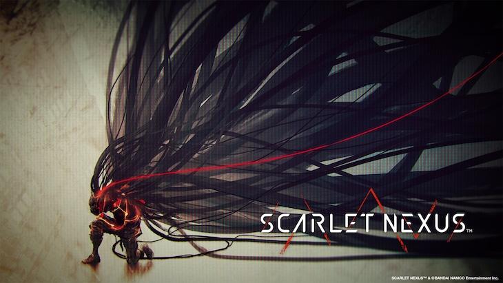 「SCARLET NEXUS」キービジュアル