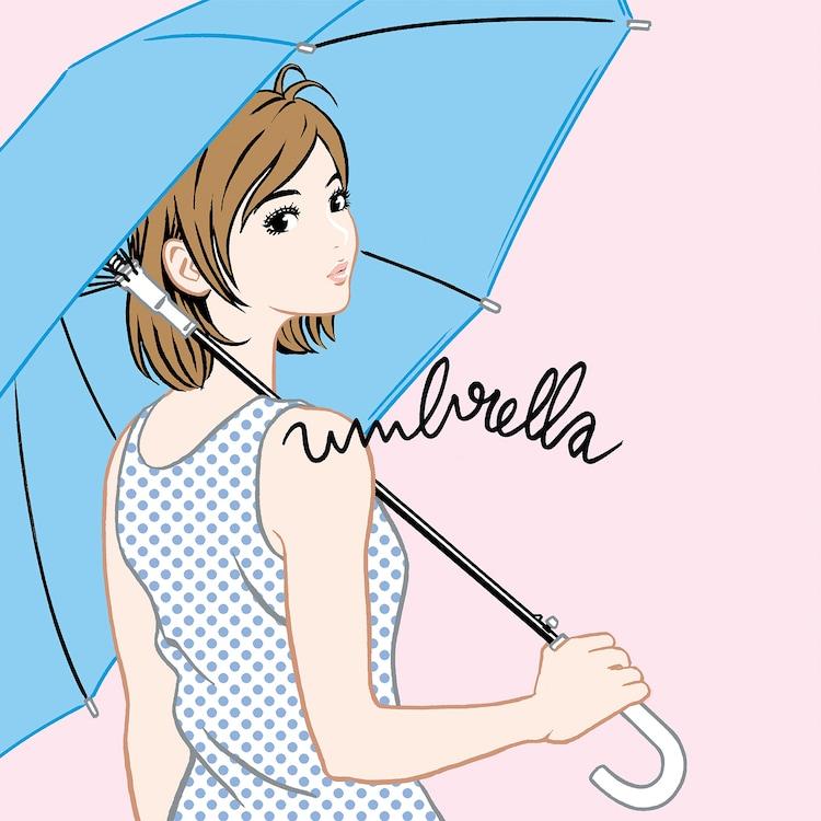 SEKAI NO OWARI「umbrella / Dropout」初回盤Aジャケット
