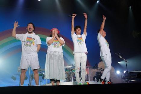 「HY 20th Anniversary RAINBOW TOUR 2019-2020」より。