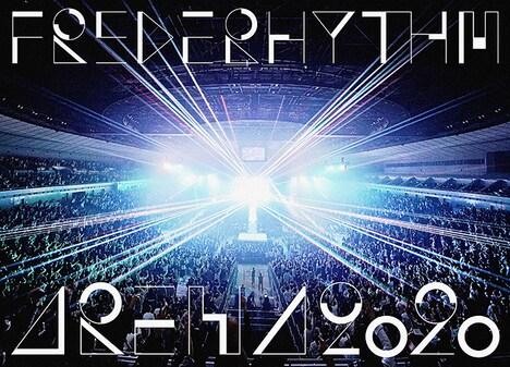 フレデリック「『FREDERHYTHM ARENA 2020~終わらないMUSIC~』 at YOKOHAMA ARENA」ジャケット