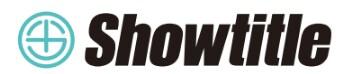 Showtitleロゴ