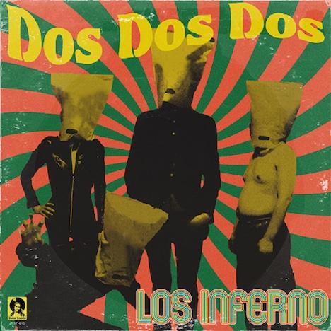 Los Inferno「Dos Dos Dos」配信ジャケット