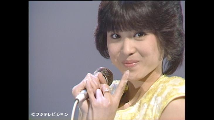 歌謡ポップスチャンネル「ザ・スター 松田聖子」より。