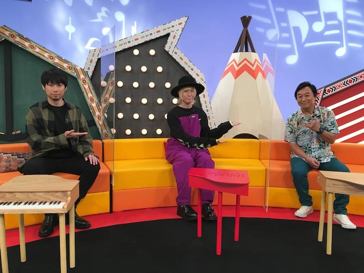 吉田山田と杉山清貴