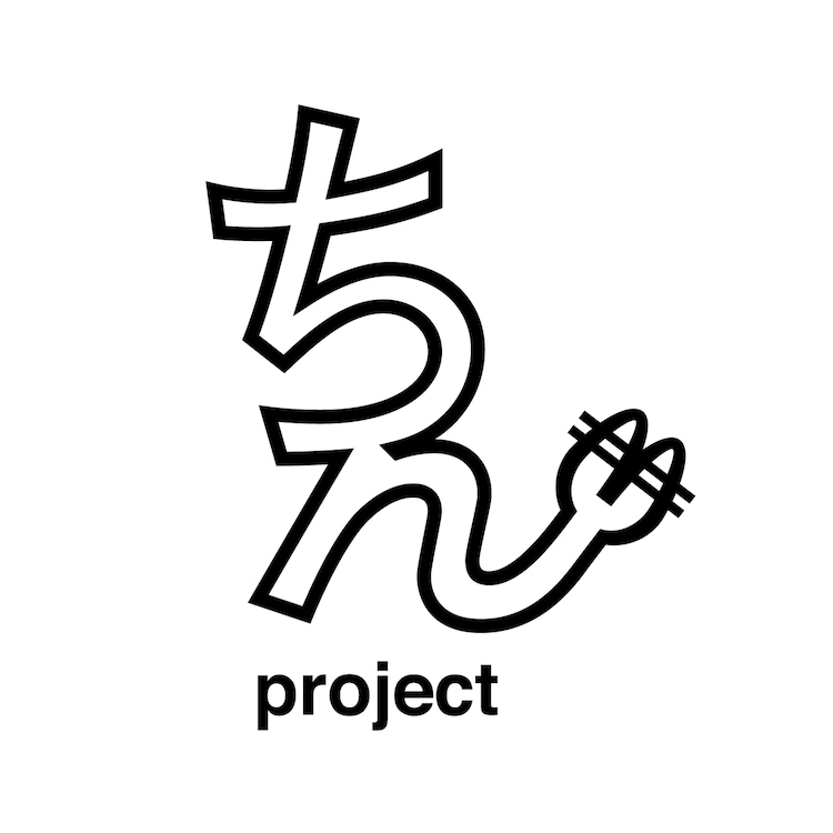 「Project WACKちん」ロゴ