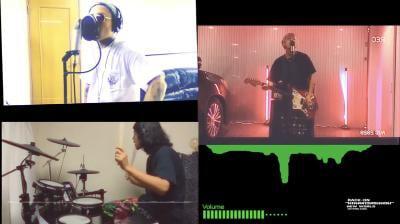 BACK-ON「ヒカリサスホウ」ミュージックビデオのサムネイル
