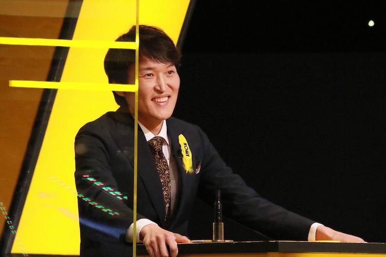 千原ジュニア(千原兄弟) (c)フジテレビ