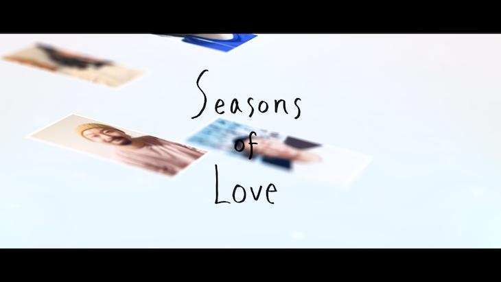 「Seasons of Love」リモート歌唱動画より。