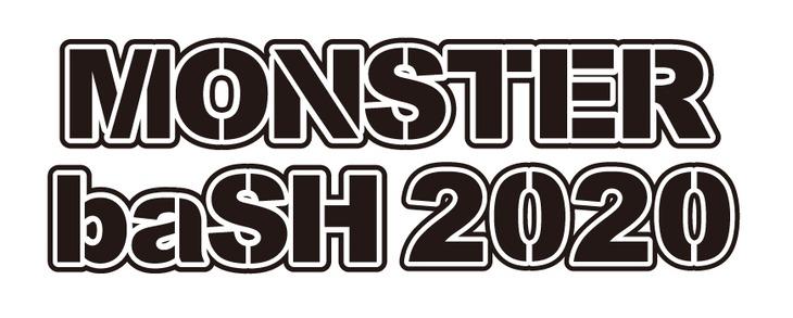 「MONSTER baSH 2020」ロゴ