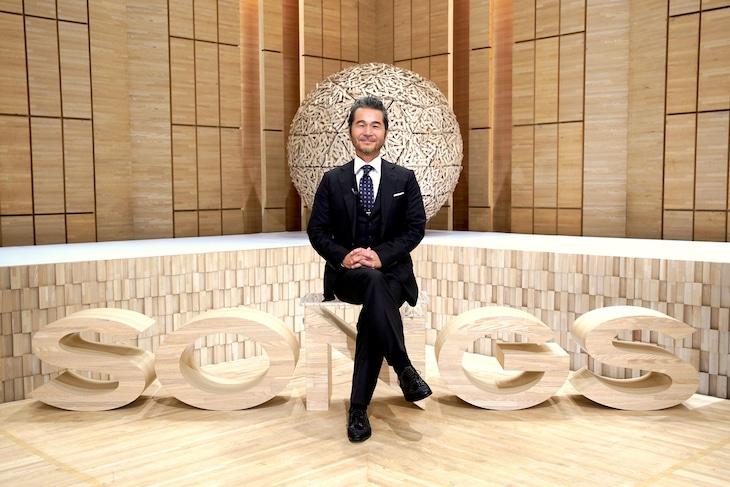 中村正人(DREAMS COME TRUE)(写真提供:NHK)
