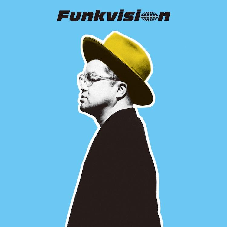 西寺郷太「Funkvision」ジャケット