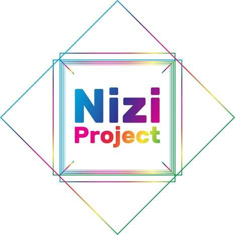 「Nizi Project」ロゴ