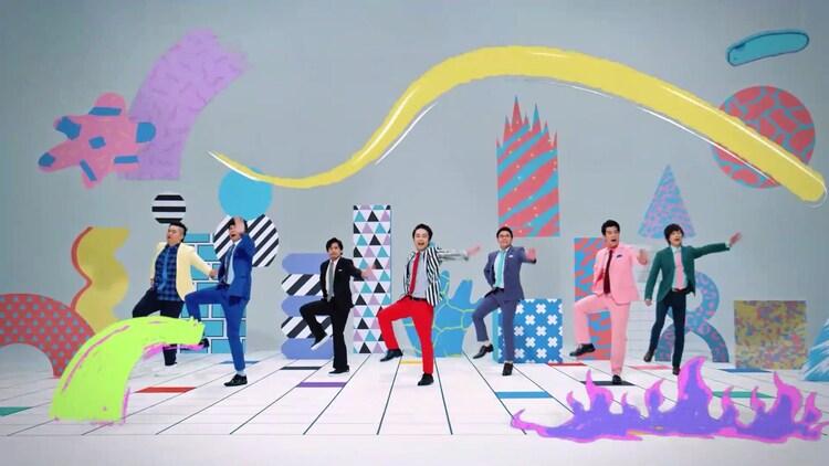 Fischer's「好きなこと無制限」ミュージックビデオのメイキング。