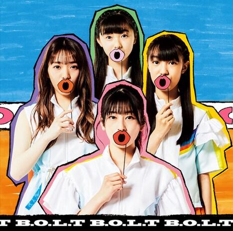B.O.L.T「POP」初回限定盤ジャケット