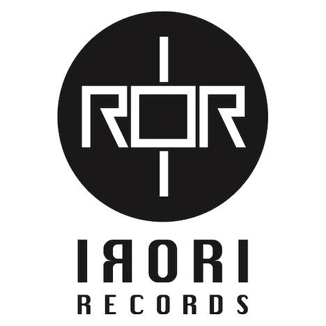 IRORI Recordsロゴ