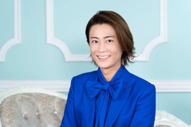 CS放送・チャンネル銀河「氷川きよしスペシャルインタビュー~21年目の扉~」より。
